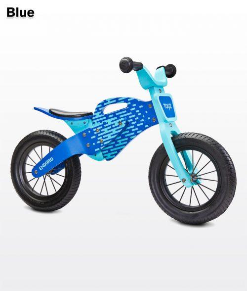 Rowerek biegowy do nauki jazdy Enduro Blue 2018 Toyz
