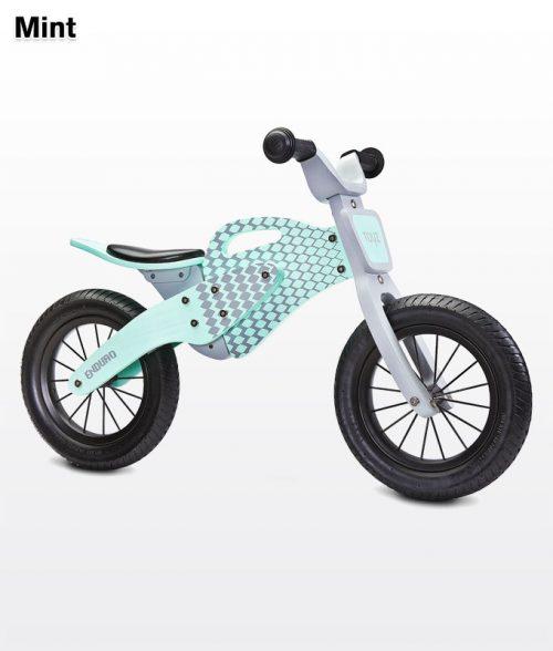 Rowerek biegowy do nauki jazdy Enduro miętowy 2018 Toyz
