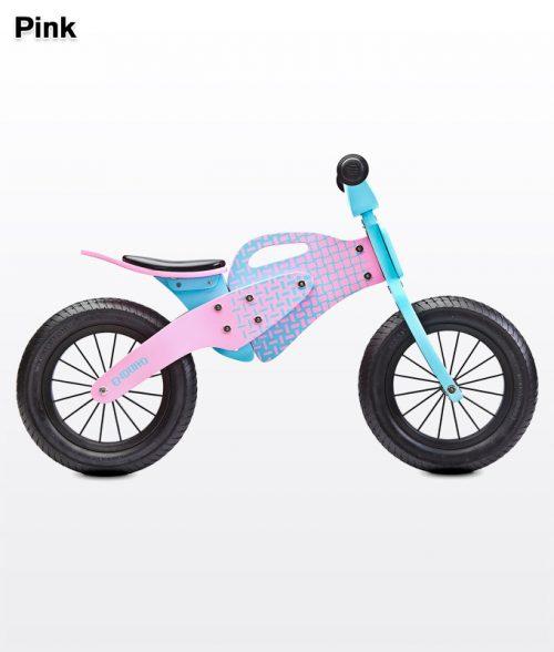 Rowerek biegowy do nauki jazdy Enduro pink 2018 Toyz
