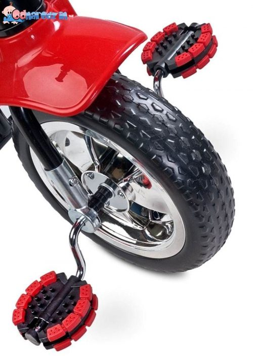 Rowerek trójkołowy z obracanym siedziskiem 360 Timmy, Toyz Red