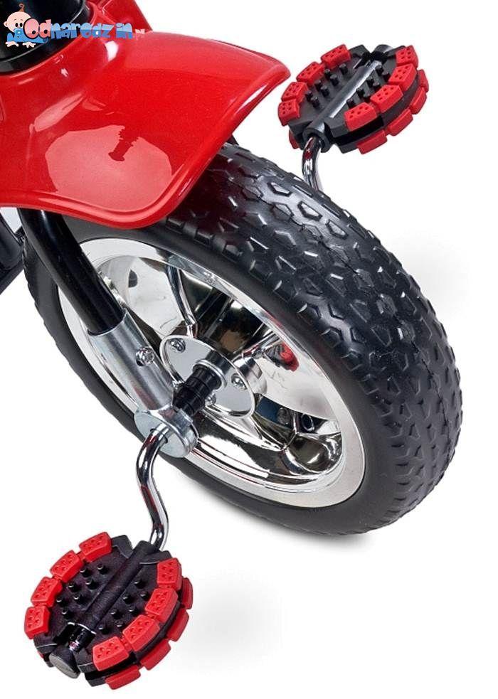 Rowerek trójkołowy z obracanym siedziskiem 360 Timmy, Toyz Blue