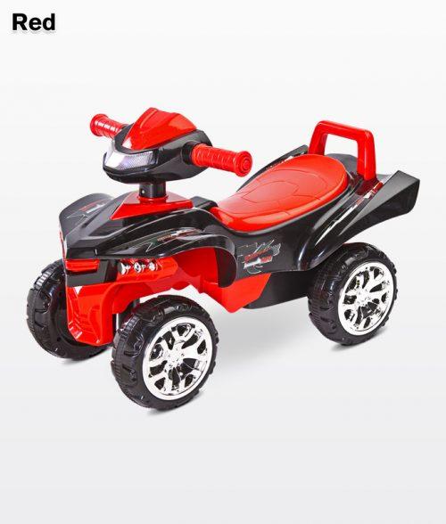 Toyz jeździk mini raptor odpychacz Red