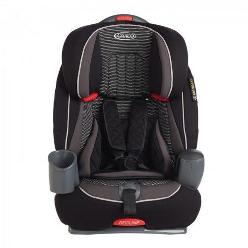 Bezpieczny fotelik samochodowy 3w1 Nautilus 9-36 kg Graco