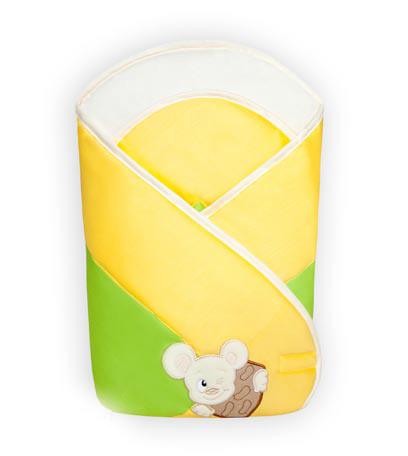 Usztywniany rożek dla niemowląt - becik firmy Baby Zone konewka