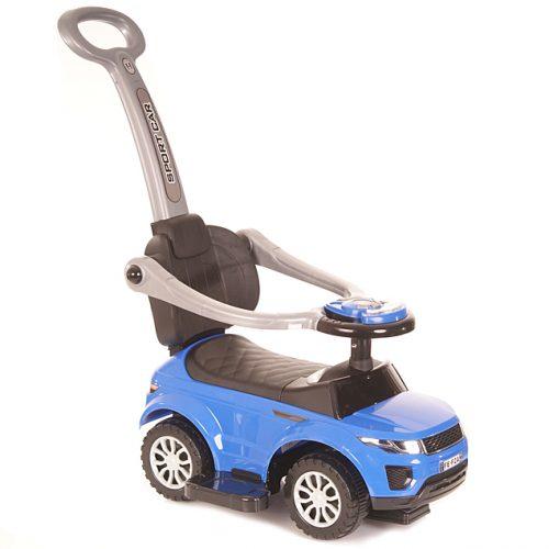 Pojazd z dźwiękiem dla dzieci Alexis Niebieski