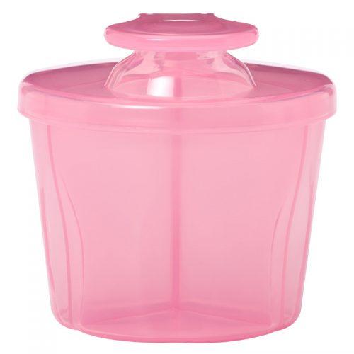 Dr Browns Pojemnik na mleko w proszku różowy