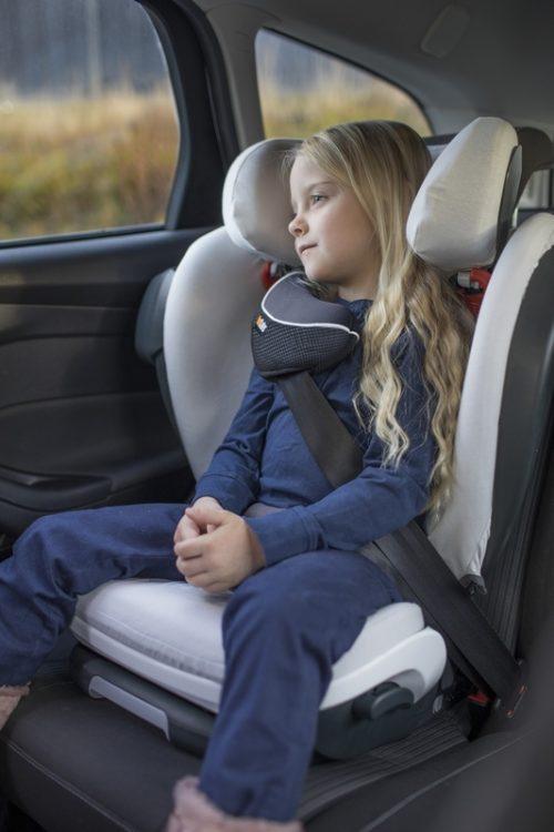 Bambusowy ochraniacz fotelika samochodowego BeSafe iZi Flex FIX i-Size