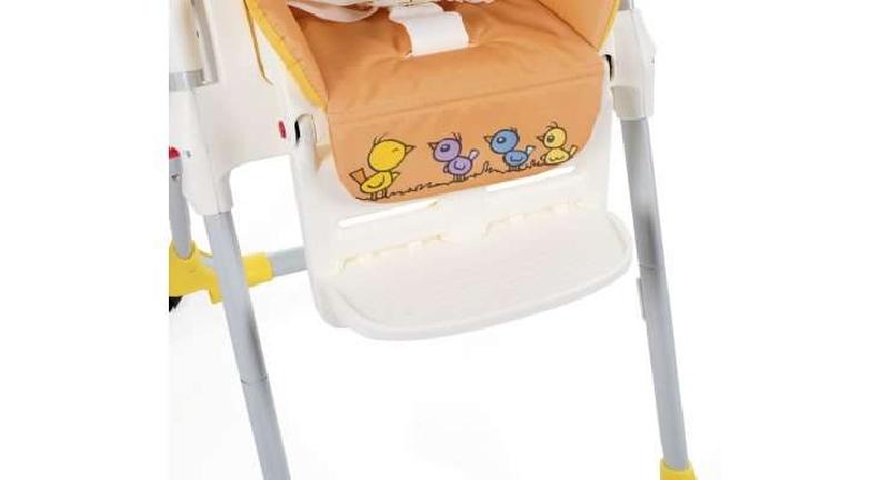 Krzesełko do karmienia niemowląt i dzieci Polly Easy Chicco Birland