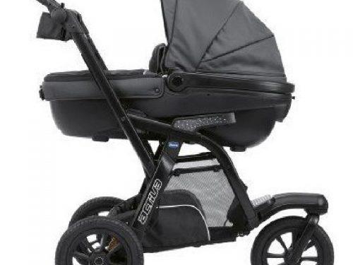 Trójkołowy sportowy wózek 3w1 Activ3 Trio firmy Chicco Iron