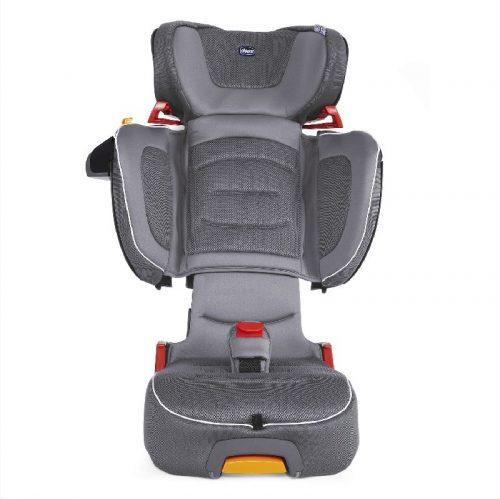 Fotelik samochodowy Chicco FOLD&GO i-Size od 100 do 150 cm 15-36 red pasion