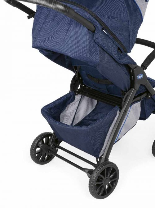 Chicco Kwik One wózek spacerowy do 15 kg Jet Black