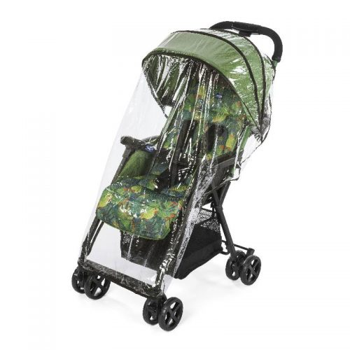 Lekki wózek spacerowy OhLaLa Chicco ultra lekki tylko 3.8 kg Tropical Jungle