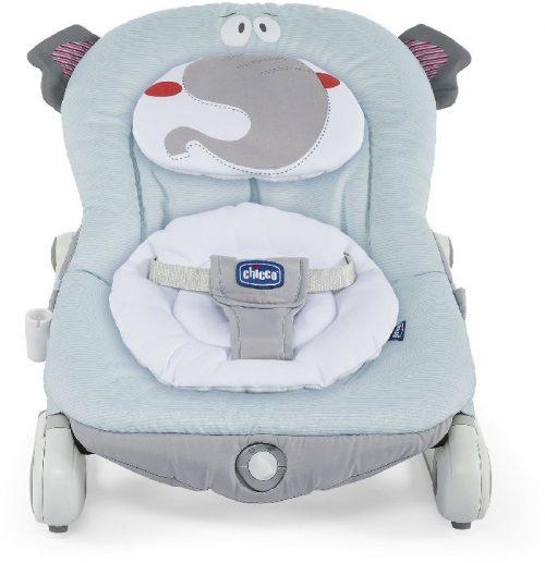 Leżaczek dla niemowląt i dzieci od 0-18 kg Balloon Chicco kolor Baby Elephant