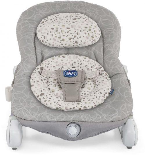 Leżaczek dla niemowląt i dzieci od 0-18 kg Balloon Chicco kolor Mirage