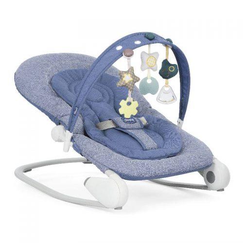 Leżeczek niemowlęcy od 0-18kg Hoppla Chicco Spectrum