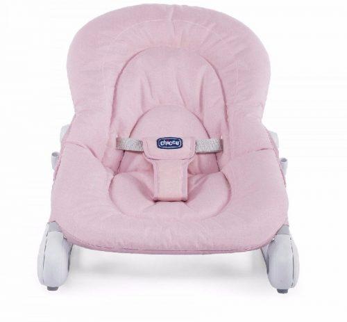 Leżeczek dla niemowląt od 0 do 18 kg Hoopla Chicco kolor French Rose