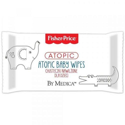 Prebiotyczne chusteczki nawilżane dla dzieci Fisher Price