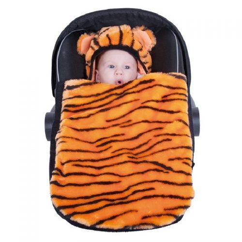 Śpiworek do fotelika samochodowego Tygrysek Gluck