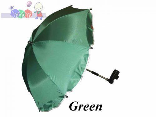Uniwersalny parasol z filtrem UV do wózków głębokich i spacerowych Kees Green