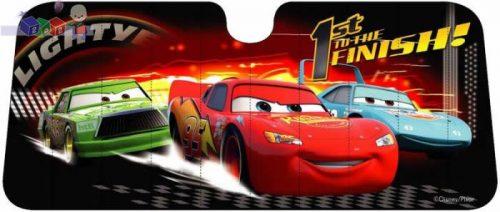 Przeciwsłoneczna osłonka na przednią szybę 130x60 Disney Cars