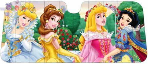 Przeciwsłoneczna osłonka na przednią szybę 130x60 Disney Princes