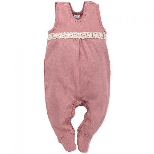 Śpioszki niemowlęce Petit Lou Pinokio Roz 74