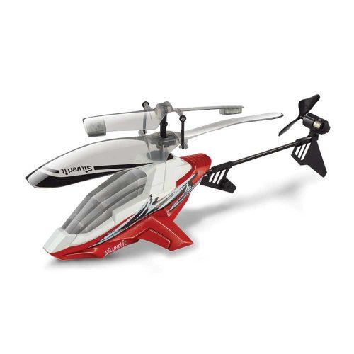 Helikopter zdalnie sterowany 2-kanałowy I/R Air Striker Silverlit Czerwony