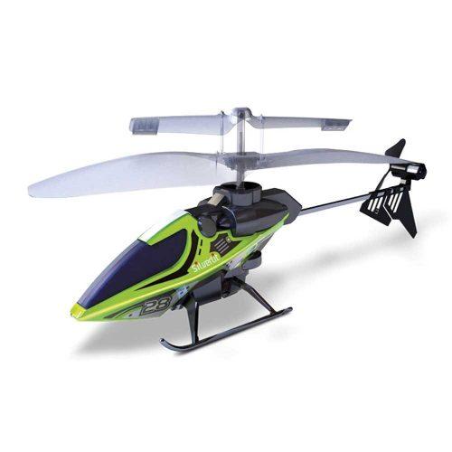 Zdalnie sterowany Helikopter Air Spiral New Silverlit 2 lata gwarancji Szary