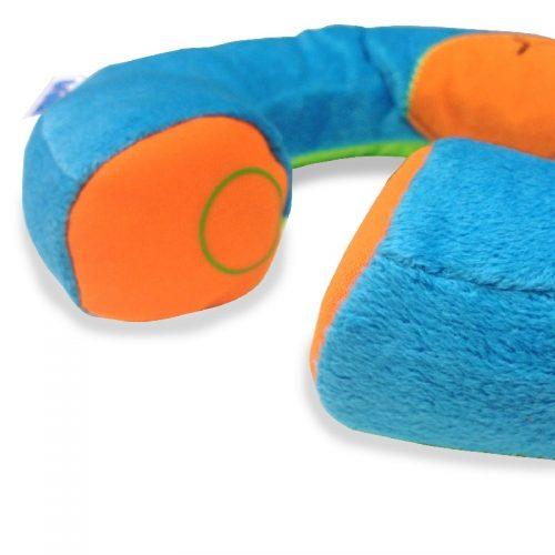 Zagłówek poduszka do fotelika samochodowego Trunki Yondi - Bert