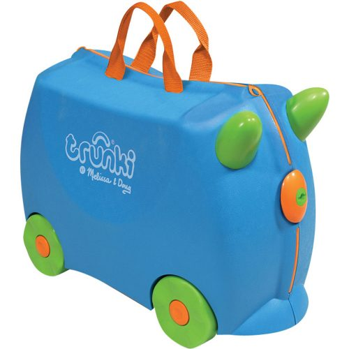Walizeczka jeżdżąca Trunki - walizka dziecięca na kółkach Terrance