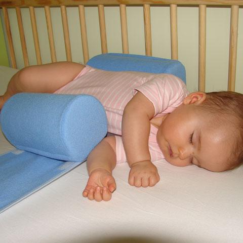 Ty i My Bezpieczne wałeczki do spania bezpieczny sen Beżowy