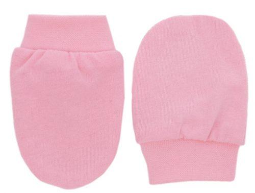 Ty i My Niedrapki rękawiczki dla niemowląt Różowy