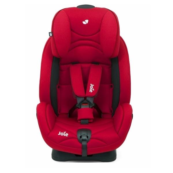 Fotelik samochodowy Joie Stages 0-25 kg montaż tyłem lub przodem do kierunku jazdy 3* ADAC_Cherry
