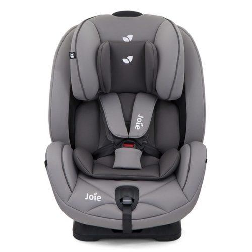 Fotelik samochodowy Joie Stages 0-25 kg montaż tyłem lub przodem do kierunku jazdy 3* ADAC_Grey Flannel