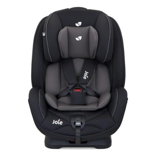 Fotelik samochodowy Joie Stages 0-25 kg montaż tyłem lub przodem do kierunku jazdy 3* ADAC_Coal