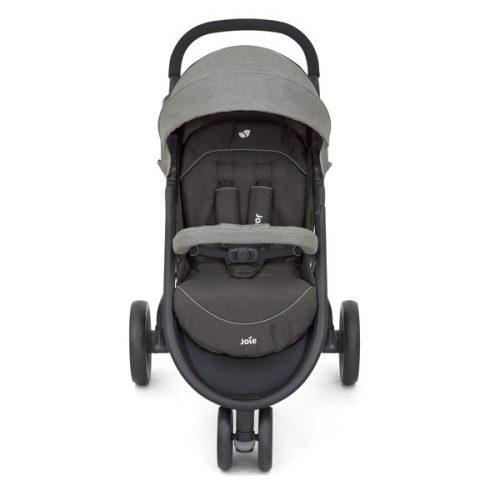 Funkcjonalny lekki wózek spacerowy Litetrax 3 firmy Joie_Dark Pewter
