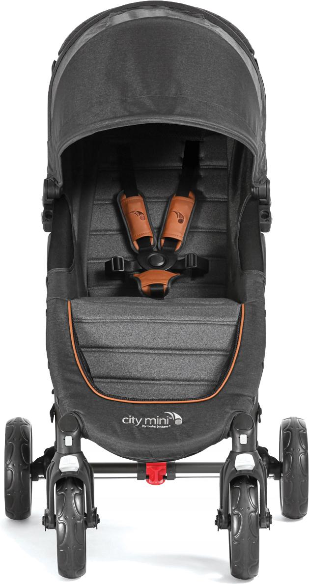Kompaktowy lekki wózek spacerowy City Mini 4W Baby Jogger_Anniversary