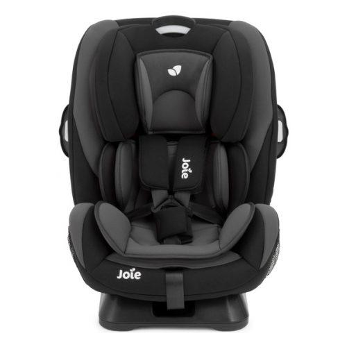 Fotelik samochodowy Joie Every Stage 0-36 kg montowany tyłem lub przodem do kierunku jazdy_Two Tone Black