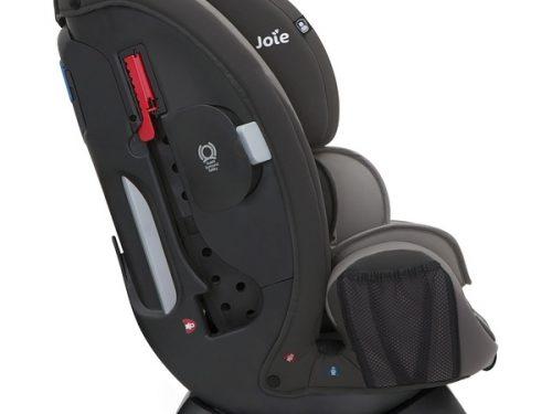 Fotelik samochodowy Joie Every Stage 0-36 kg montowany tyłem lub przodem do kierunku jazdy_Dark Pewter