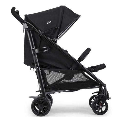 Lekki wózek spacerowy typu parasolka BRISK LX firmy Joie_Black