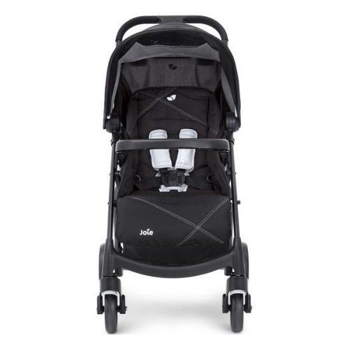 Wózek spacerowy Muze tacka dla dziecka i rodzica Joie_Black