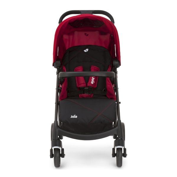 Wózek spacerowy Muze tacka dla dziecka i rodzica Joie_Cherry