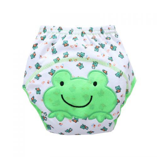 Majtki treningowe  bawełny dla dzieci Simed żabka