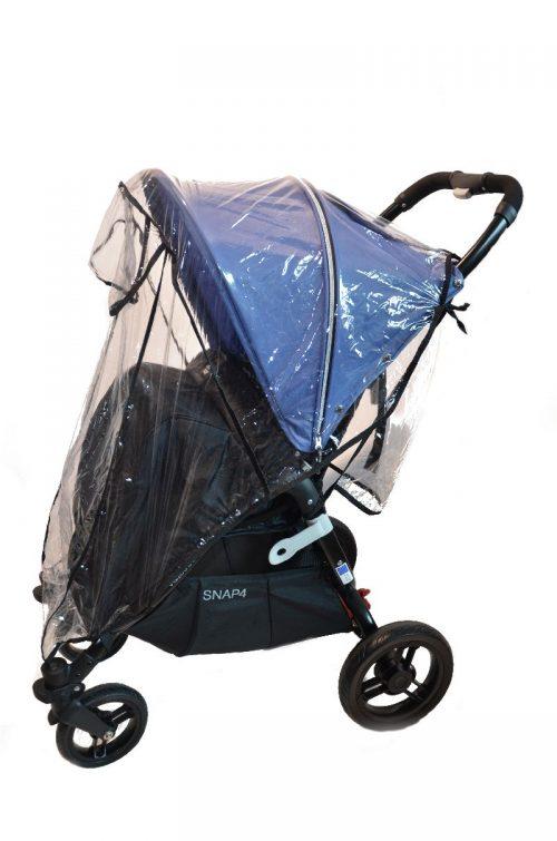Folia przeciwdeszczowa do wózków Valco Baby Snap4 i Snap 3