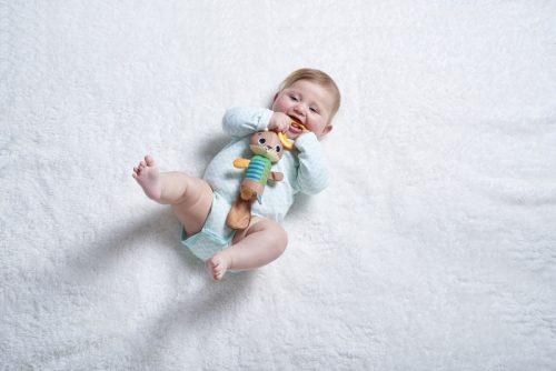 Tiny Smarts dzwoneczek Bóbr Albert
