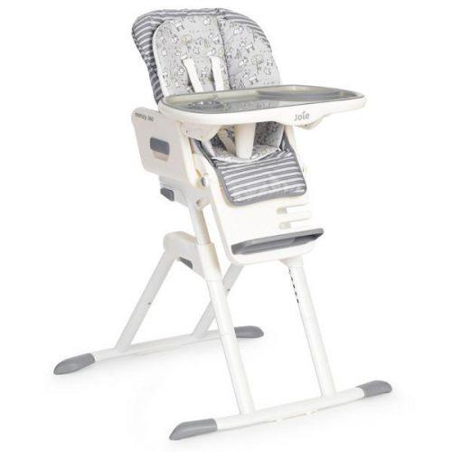 Krzesełko do karmienia obrotowe 360 stopni Joie Mimizy 360 Forest Friends