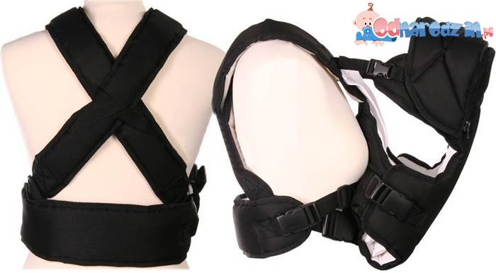 Womar nosidełko dla niemowląt N15 Zaffiro Seledynowy