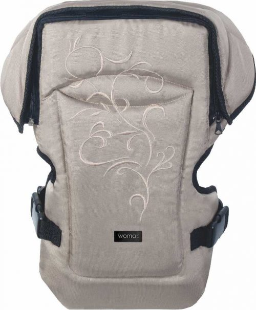 Womar nosidełko dla niemowląt N15 Zaffiro Beżowy ciemny