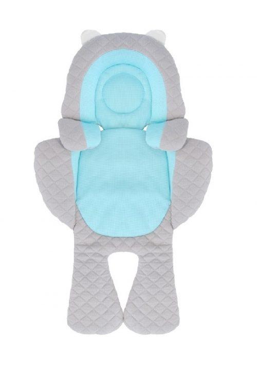 Wkładka redukcyjna do fotelik a0-13 antypotowa Blue Grey Benbat