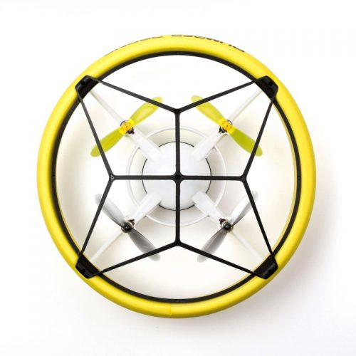 Silverlit dron mini Bumper s84820 żółty